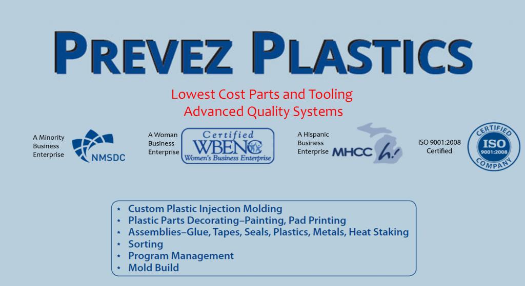 Prevez Plastics   About